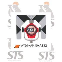 AY01+AK10+AZ12 Prisma pentru statia totala