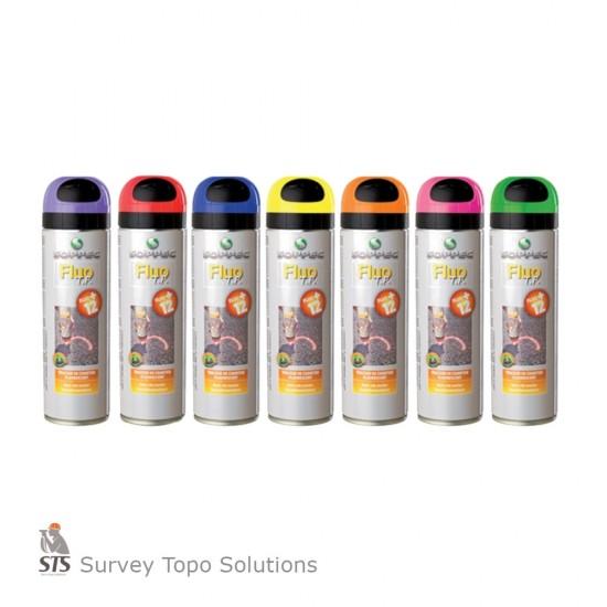 Soppec Fluo TP spray vopsea