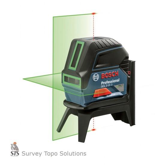 BOSCH GCL 2-15G Nivela laser multifunctionala
