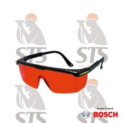 Bosch Ochelari laser rosu