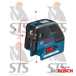 Bosch GCL 25 Nivela laser linii