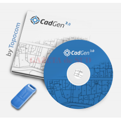 CadGen 3.0 Software
