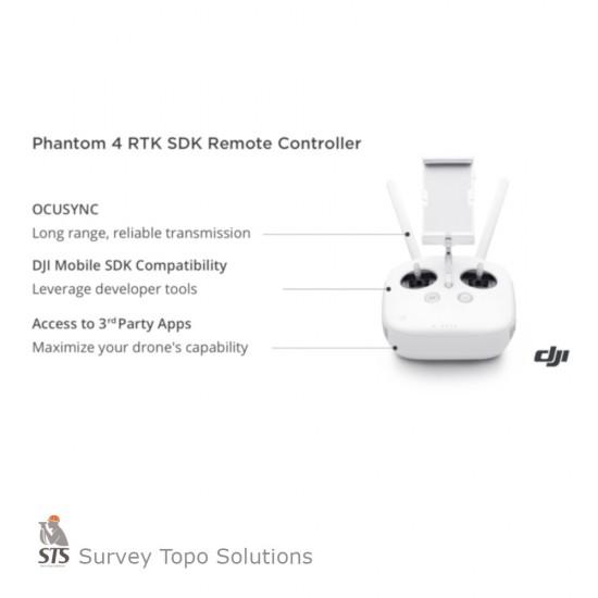 Controller DJI SDK pentru Phantom 4 RTK