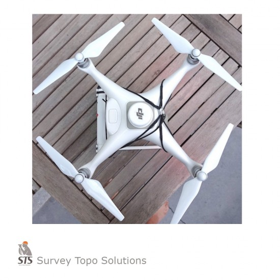 VectorSave 10 Parasuta Drona DJI Phantom 4