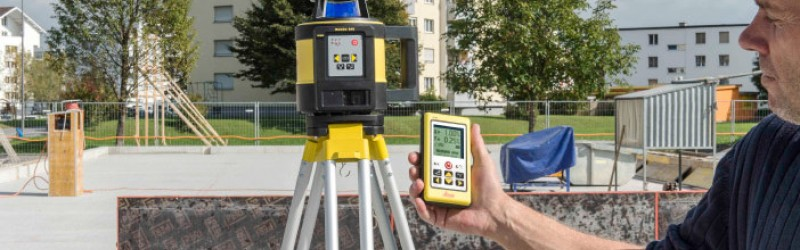 Leica Rugby 820 and 840: Upgraded intelligent lasers provide maximum application flexibility